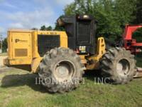 CATERPILLAR FORESTRY - FELLER BUNCHERS - WHEEL 553C equipment  photo 2