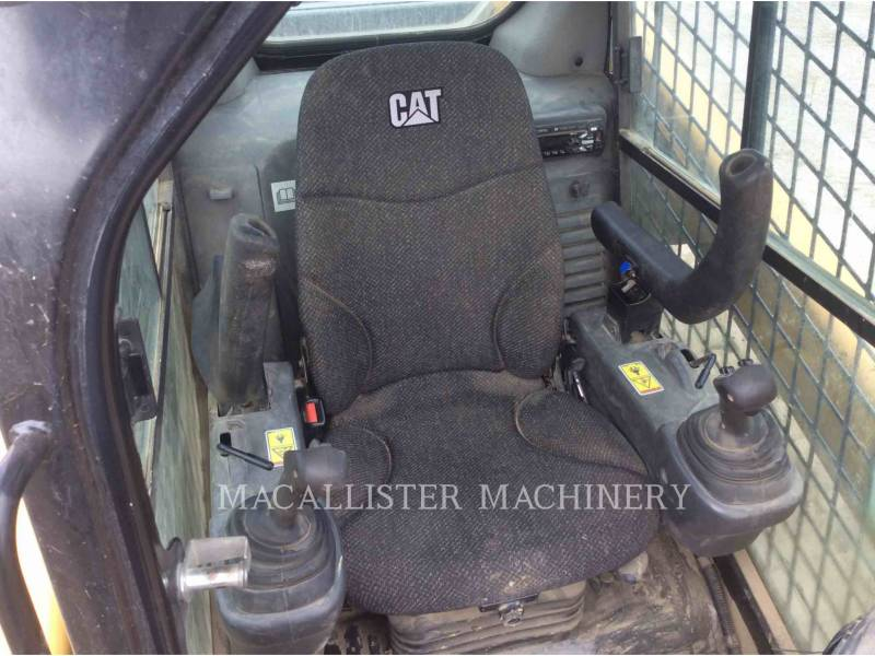 CATERPILLAR CHARGEURS TOUT TERRAIN 299D equipment  photo 15