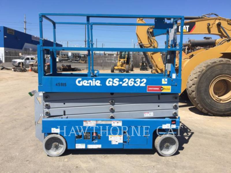 GENIE INDUSTRIES LIFT - SCISSOR 2632GS equipment  photo 1