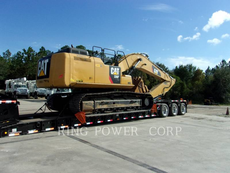 CATERPILLAR EXCAVADORAS DE CADENAS 336FLTHUMB equipment  photo 3
