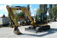 CATERPILLAR TRACK EXCAVATORS 308 E2 CR SB equipment  photo 4