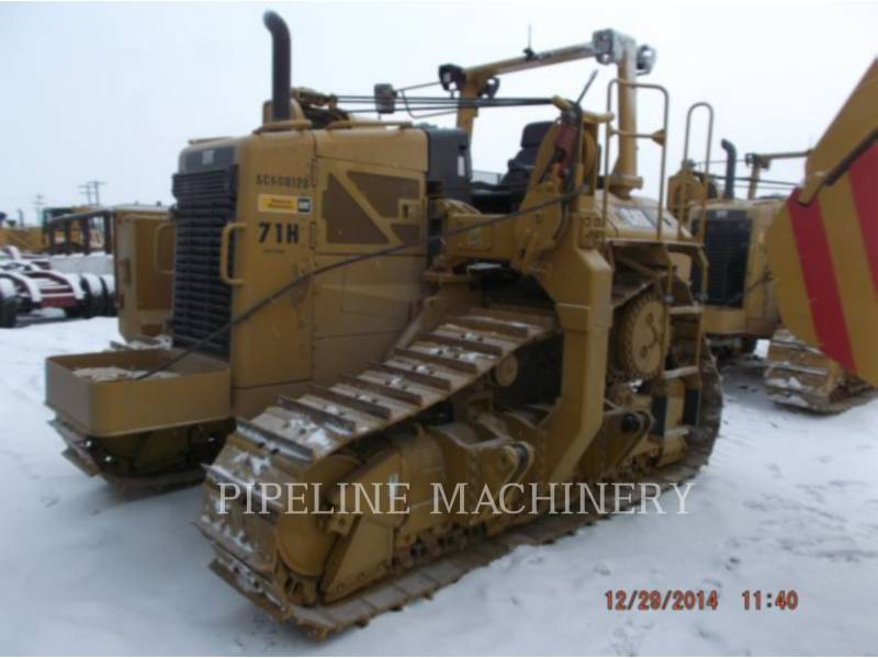 CATERPILLAR ASSENTADORES DE TUBOS D6NOEM (71H) equipment  photo 1