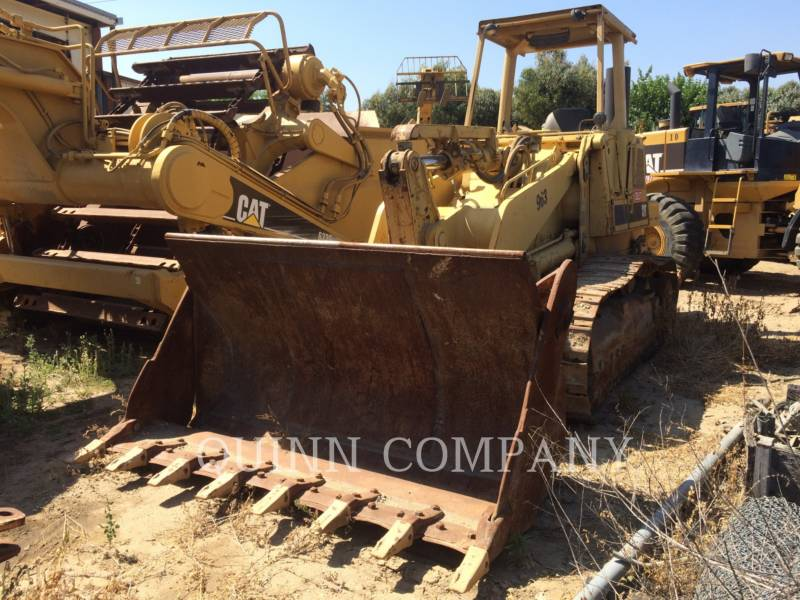CATERPILLAR CARGADORES DE CADENAS 963LGP equipment  photo 1