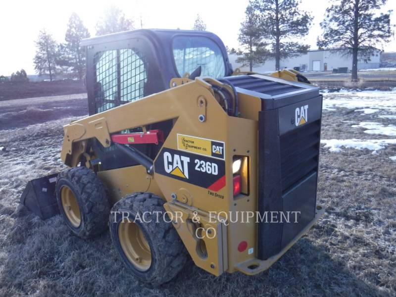 CATERPILLAR SKID STEER LOADERS 236D H2CB equipment  photo 5