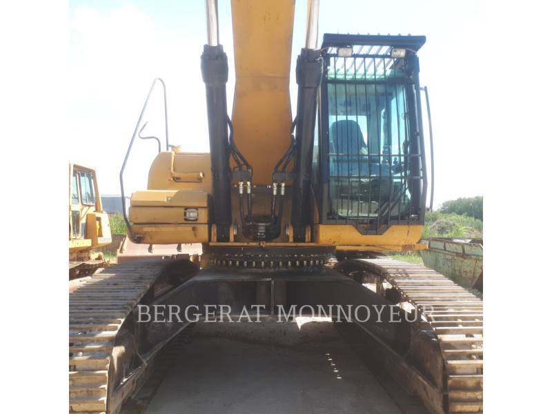CATERPILLAR KETTEN-HYDRAULIKBAGGER 330DL equipment  photo 4