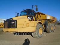 Equipment photo CATERPILLAR 740B TOMBEREAUX ARTICULÉS 1