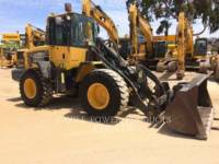 Equipment photo KOMATSU WA 250 PT-5 WHEEL LOADERS/INTEGRATED TOOLCARRIERS 1