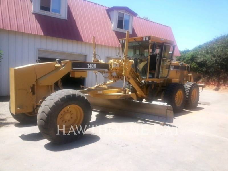 CATERPILLAR MOTORGRADERS 140HNA equipment  photo 1