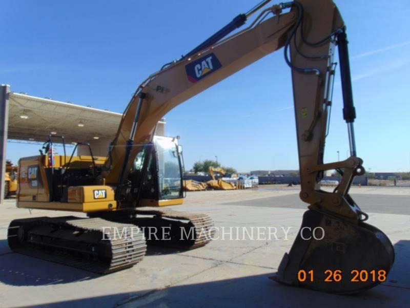 CATERPILLAR TRACK EXCAVATORS 320-07   P equipment  photo 1