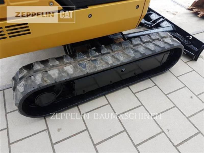 CATERPILLAR TRACK EXCAVATORS 301.4C equipment  photo 9