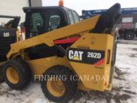 CATERPILLAR SKID STEER LOADERS 262DLRC equipment  photo 3