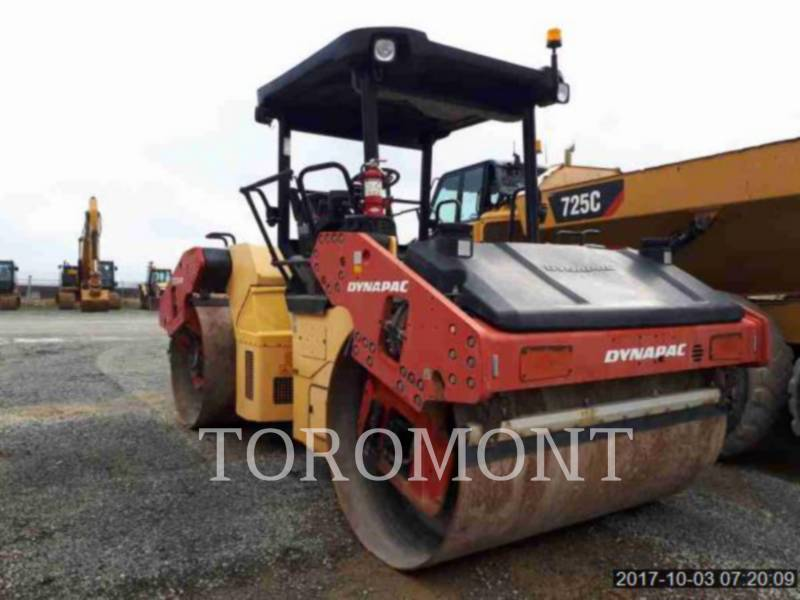DYNAPAC COMPACTORS CC624HF equipment  photo 4