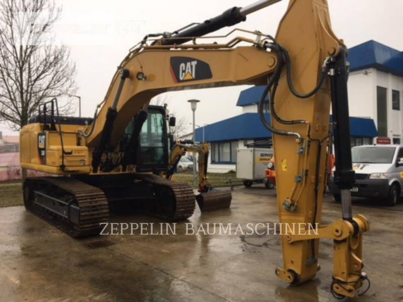 CATERPILLAR PELLES SUR CHAINES 336FLNDCA equipment  photo 7