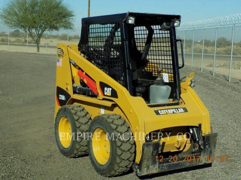 CATERPILLAR スキッド・ステア・ローダ 226B3 equipment  photo 7