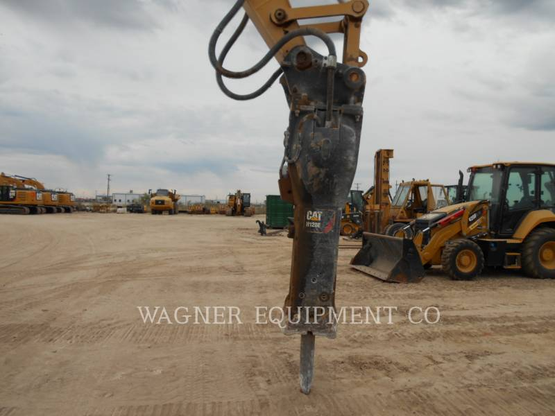 CATERPILLAR EXCAVADORAS DE CADENAS 323FL HMR equipment  photo 6