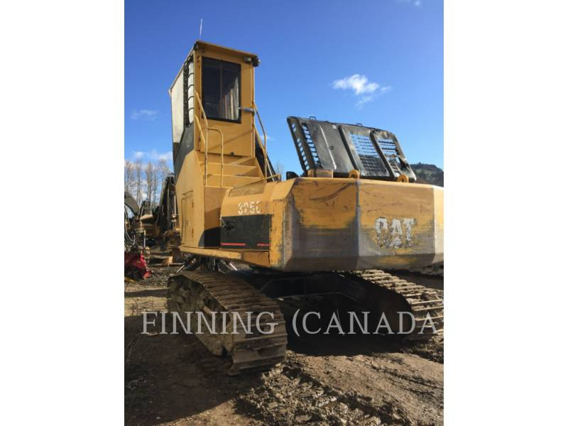 CATERPILLAR FORSTWIRTSCHAFT - HYDRAULIKBAGGER 325CFMHW equipment  photo 4
