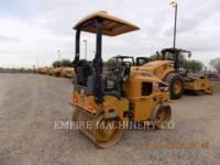 CATERPILLAR TANDEMOWY WALEC WIBRACYJNY DO ASFALTU (STAL-STAL) CB24B equipment  photo 2