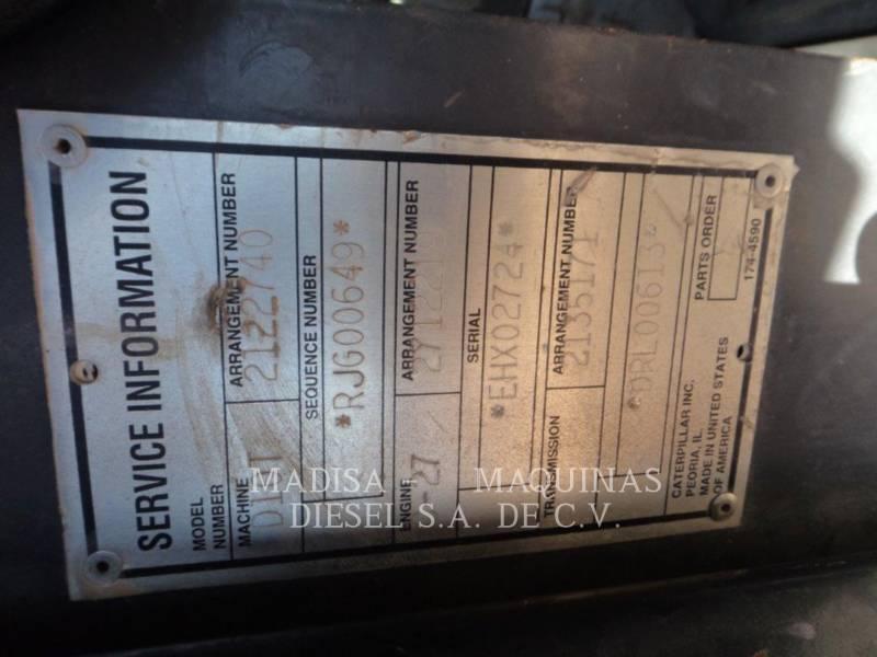CATERPILLAR TRACTOR DE CADENAS PARA MINERÍA D10T equipment  photo 10