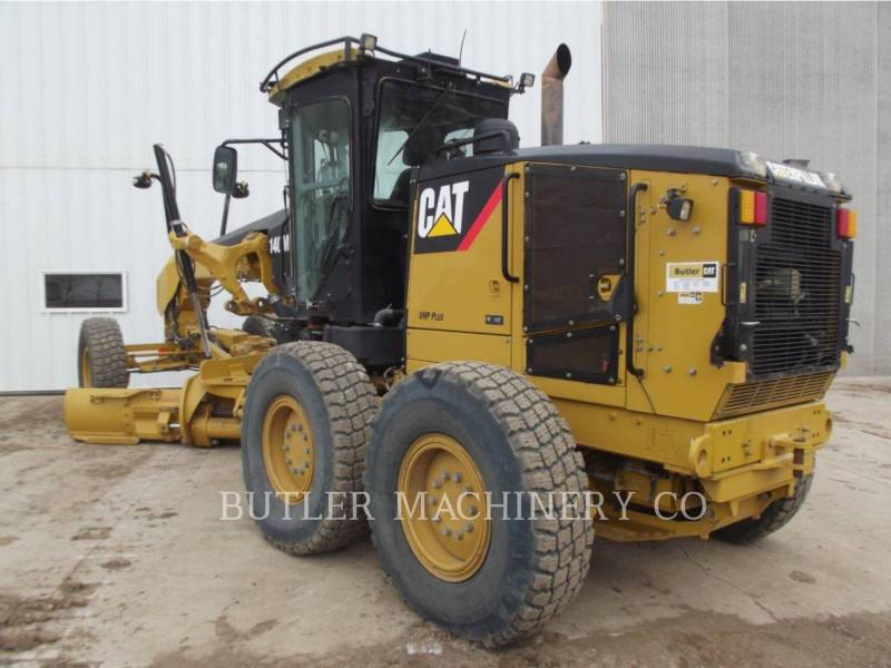 CATERPILLAR MOTONIVELADORAS 140 M VHP equipment  photo 3