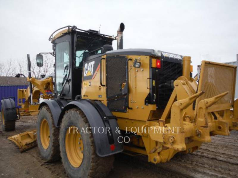 CATERPILLAR MOTORGRADER 160M equipment  photo 5