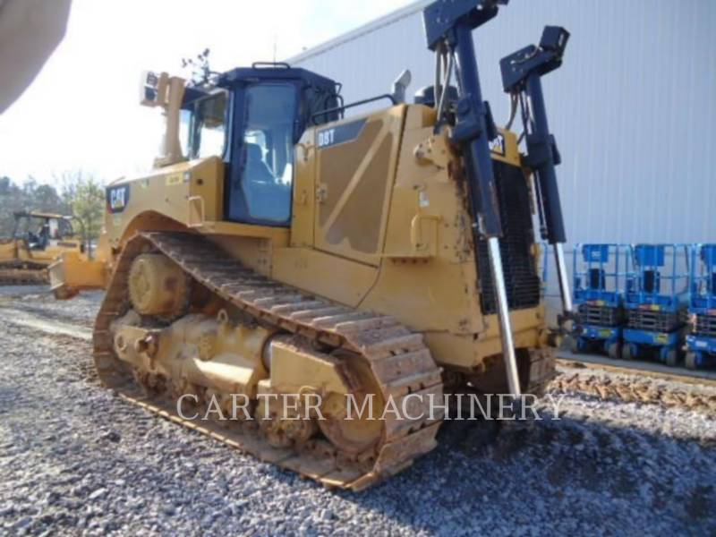 CATERPILLAR KETTENDOZER D8T RIP equipment  photo 1