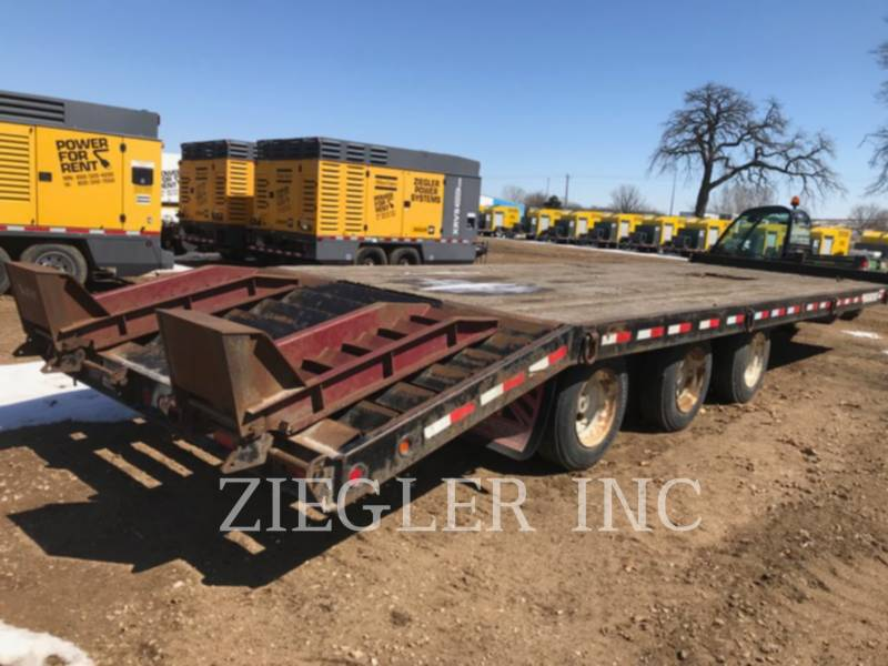 TOWMASTER TRAILERS T50 equipment  photo 1