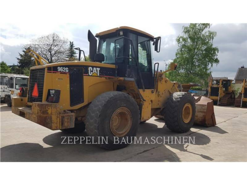 CATERPILLAR CARGADORES DE RUEDAS 962G equipment  photo 3