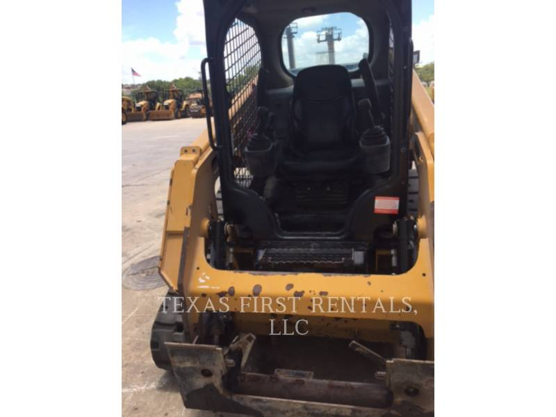 CATERPILLAR MULTI TERRAIN LOADERS 249 D equipment  photo 3
