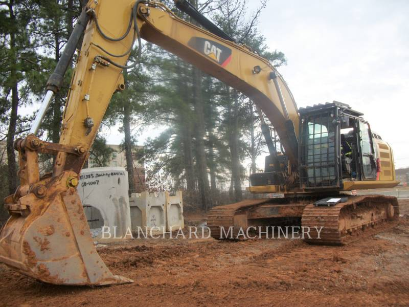 CATERPILLAR TRACK EXCAVATORS 329EL equipment  photo 1