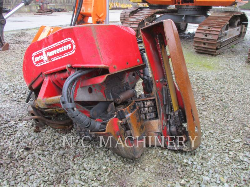 DOOSAN INFRACORE AMERICA CORP. MASZYNA LEŚNA DX300LL equipment  photo 17