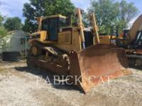 CATERPILLAR TRACK TYPE TRACTORS D8R equipment  photo 1