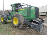 DEERE & CO. FORESTRY - SKIDDER 640L equipment  photo 2