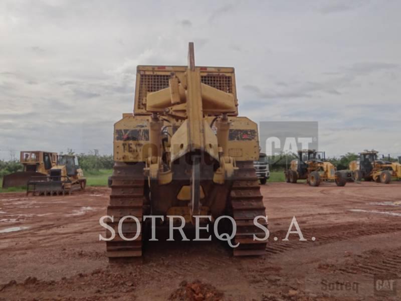 CATERPILLAR TRATORES DE ESTEIRAS D8RII equipment  photo 2