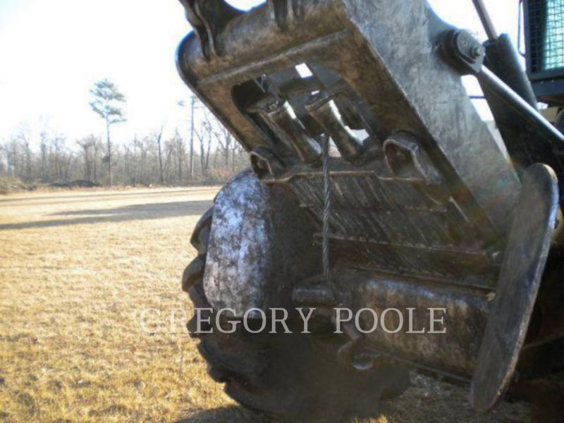 CATERPILLAR FORESTRY - SKIDDER 545C equipment  photo 14