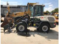 Equipment photo TEREX CORPORATION TL80 WHEEL LOADERS/INTEGRATED TOOLCARRIERS 1
