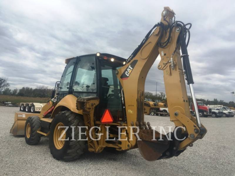 CATERPILLAR CHARGEUSES-PELLETEUSES 420FH2 equipment  photo 3