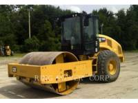 CATERPILLAR TAMBOR DOBLE VIBRATORIO ASFALTO CS66BCAB equipment  photo 1