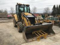 Equipment photo CATERPILLAR 420F2ITLRC BAGGERLADER 1