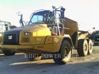 Caterpillar CAMIOANE ARTICULATE 730CTG equipment  photo 1