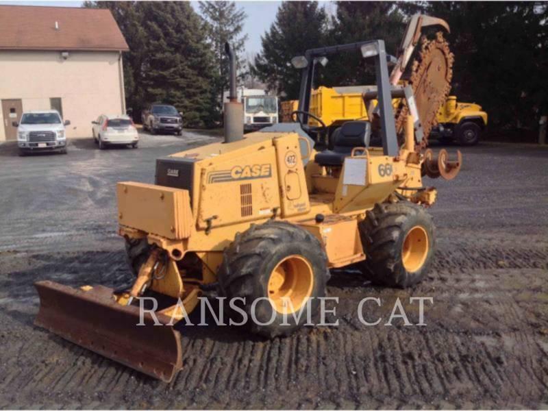 CASE TRANCHEUSES 660 equipment  photo 1