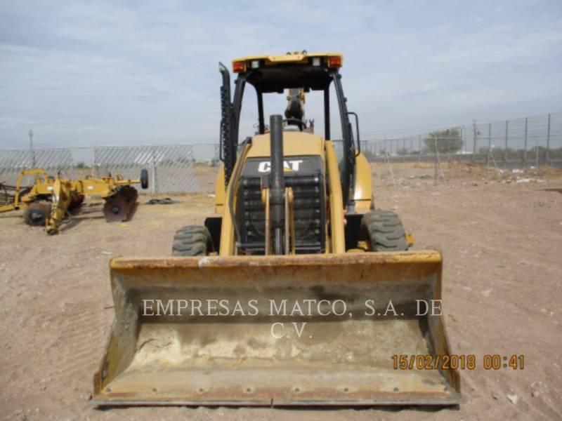 CATERPILLAR BAGGERLADER 416FST equipment  photo 3