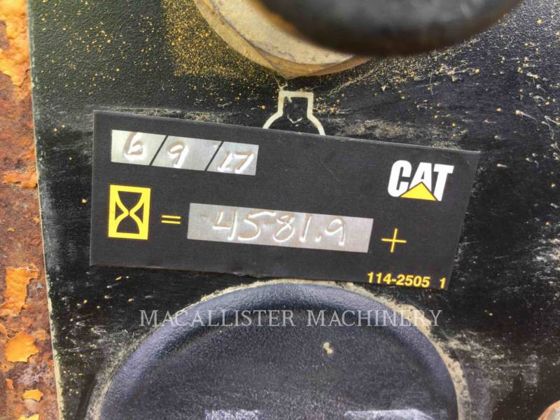 CATERPILLAR SCRAPER PER TRATTORI GOMMATI 627EPP equipment  photo 18