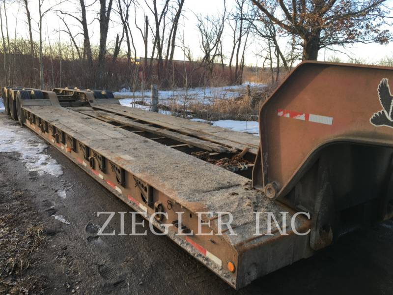 E.D. ETNYRE TRAILERS 55 TON equipment  photo 1