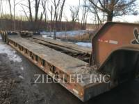 Equipment photo E.D. ETNYRE 55 TON TRAILERS 1