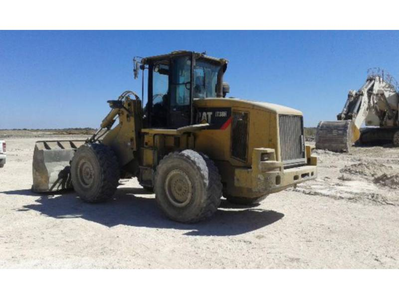 CATERPILLAR CARGADORES DE RUEDAS IT38H equipment  photo 2