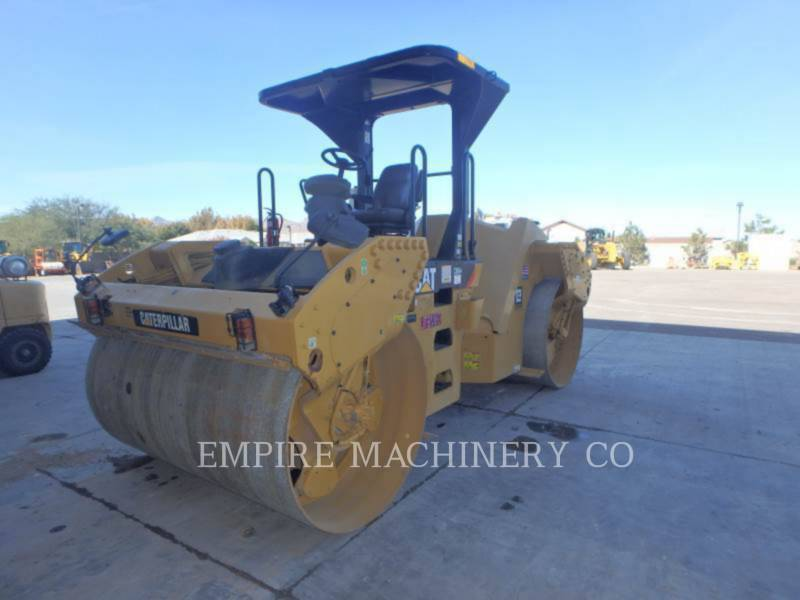 CATERPILLAR ROLO COMPACTADOR DE ASFALTO DUPLO TANDEM CB64 equipment  photo 4