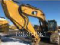 CATERPILLAR KETTEN-HYDRAULIKBAGGER 345DL equipment  photo 1