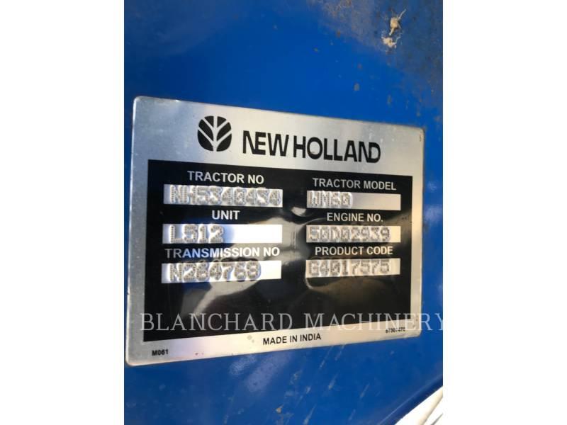 NEW HOLLAND LTD. TRATTORI AGRICOLI WKMASTER60 equipment  photo 11