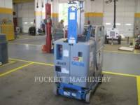 GENIE INDUSTRIES  ACCESS PLATFORM GR20 RUNABOUT equipment  photo 3