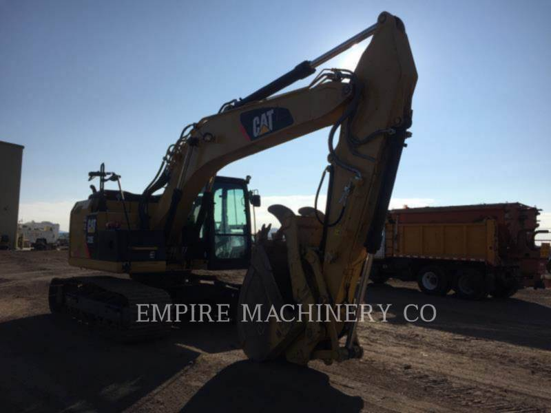 CATERPILLAR KETTEN-HYDRAULIKBAGGER 320ELRRTHP equipment  photo 3